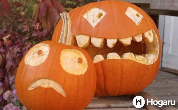 Dale forma a la calabaza en este Halloween con tu familia y descubre el encanto de octubre!