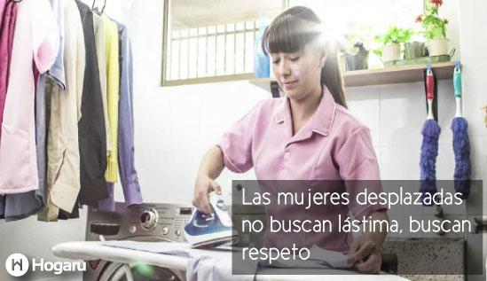 condiciones de empleadas domésticas